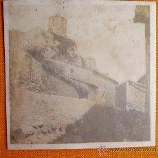 Fotografía antigua: 1928 - HUESCA. FOTOGRAFÍA ORIGINAL.. Lote 31881023