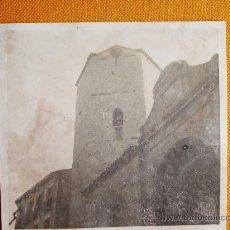 Fotografía antigua: 1928 - HUESCA. FOTOGRAFÍA ORIGINAL.. Lote 31881065