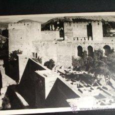 Fotografía antigua: 1954- ALHAMBRA DE GRANADA. FOTOGRAFÍA ORIGINAL.. Lote 32073607