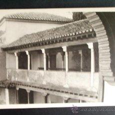 Fotografía antigua: 1954- ALHAMBRA DE GRANADA. FOTOGRAFÍA ORIGINAL.. Lote 32073621