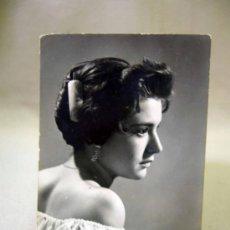 Fotografía antigua: FOTOGRAFIA, FOTO ARTISTICA, YSERNMART, VALENCIA, 7 X 11 CM. Lote 32101526