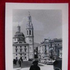 Fotografia antica: FOTOGRAFIA DE ALCOY, ALICANTE.. Lote 32299629