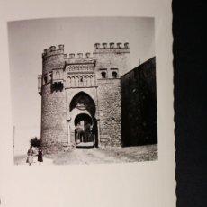 Fotografía antigua: 1955 - LOTE DE 6 FOTOS DE TOLEDO. FOTOGRAFÍAS PROFESIONALES Y ORIGINALES. PRECIOSAS.. Lote 32329054