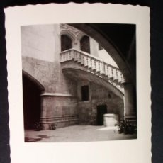 Fotografía antigua: 1955 - LOTE DE 3 FOTOS DE VALENCIA. FOTOGRAFÍAS PROFESIONALES Y ORIGINALES. PRECIOSAS.. Lote 32332795