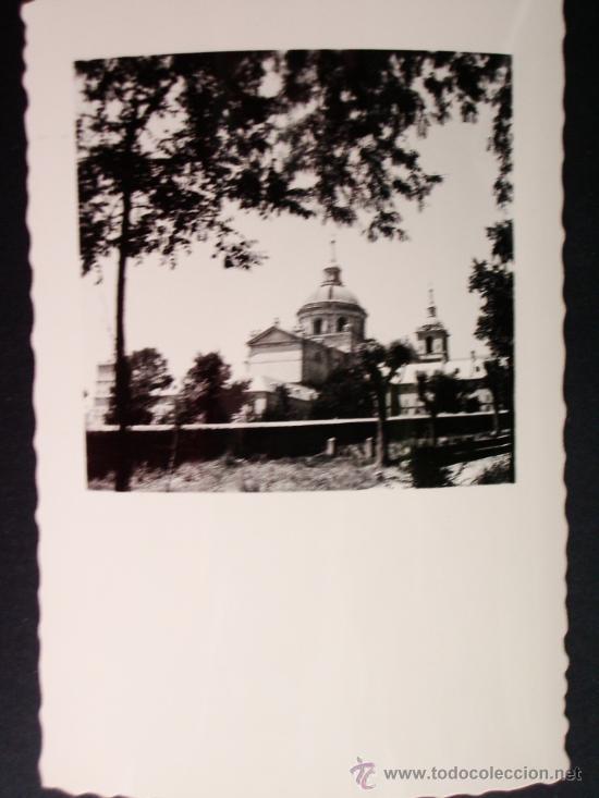 1955 - LOTE DE 2 FOTOS DEL ESCORIAL. MADRID. FOTOGRAFÍAS PROFESIONALES Y ORIGINALES. PRECIOSAS. (Fotografía Antigua - Fotomecánica)