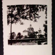 Fotografía antigua: 1955 - LOTE DE 2 FOTOS DEL ESCORIAL. MADRID. FOTOGRAFÍAS PROFESIONALES Y ORIGINALES. PRECIOSAS.. Lote 32332849