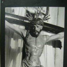 Fotografía antigua: SEMANA SANTA - MAGNIFICA FOTOGRAFIA DEL CRISTO DE LA MISERICORDIA - CORDOBA - AÑOS 60. Lote 32490865