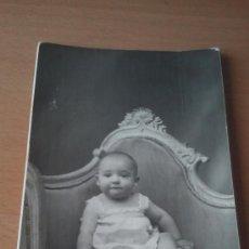 Fotografía antigua: FOTOGRAFIA ANTIGUA FOTOGRAFIA JORBA MANRESA. Lote 32519201