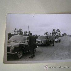 Fotografía antigua: SUBIDA EN CUESTA A LA ZAPATEIRA A CORUÑA.SOBRE.1968.AL FONDO PRIMER FORMULA 3 EN GALICIA.ENVIO PAGO.. Lote 33288629