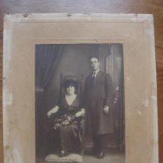 Fotografía antigua: ANTIGUA FOTOGRAFIA. 1922. Lote 33300472
