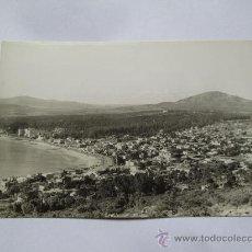 Fotografía antigua: PIRIAPOLIS URUGUAY, FOTO BLANCO Y NEGRO. Lote 33712345