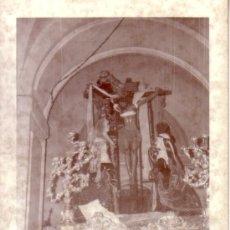 Fotografía antigua: SEMANA SANTA SEVILLA - FOTOGRAFIA DEL CRISTO DE LA TRINIDAD. Lote 33902211