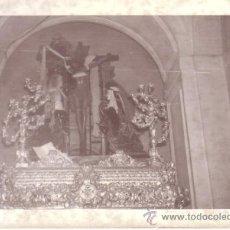 Fotografía antigua: SEMANA SANTA SEVILLA - FOTOGRAFIA DEL CRISTO DE LA HDAD DE LA TRINIDAD. Lote 33903675