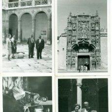 Fotografía antigua - 4 fotografías del año 1961. Valladolid y Salamanca - 34091726