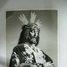 Fotografía antigua: ANTIGUA FOTOGRAFIA DE JESUS RESCATADO - CÓRDOBA, AÑOS 70 - FOTO LADIS-HIJO. Lote 34130574