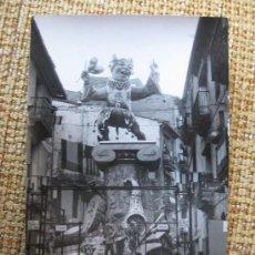 Fotografía antigua: FALLAS VALENCIA FALLA NA JORDANA AÑO 1967 . AE 840. Lote 35432622