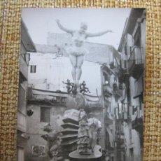 Fotografía antigua: FALLAS VALENCIA FALLA NA JORDANA AÑO 1962 AE 846. Lote 35432828