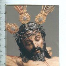 Fotografía antigua: SEMANA SANTA DE SEVILLA . FOTOGRAFIA DEL STMO. CRISTO DE BURGOS . Lote 35482295