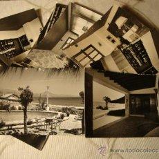 Fotografía antigua: LOTE COLECCION DE 8 FOTOGRAFIAS DE ALICANTE, AÑOS 40. Lote 35908633