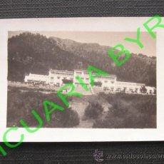 Fotografía antigua: FOTOGRAFÍA. FORMENTOR. HOTEL. 7 X 5 CM. AÑO 1932. Lote 36103461