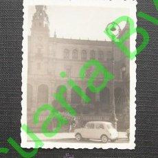 Fotografía antigua: FOTOGRAFÍA ANTIGUA. SEVILLA. 7 X 5,5 CM. 1961. Lote 36291785