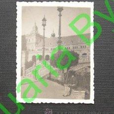 Fotografía antigua: FOTOGRAFÍA ANTIGUA. SEVILLA. 7 X 5,5 CM. 1961. Lote 36291908