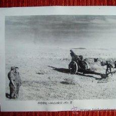 Fotografía antigua: 1936-YUNCOS.ILLESCAS. GUERRA CIVIL ESPAÑA. TOLEDO.FRANCO. FOTO ORIGINAL. GRANDE 25X20 CM. Lote 36474614