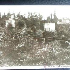 Fotografía antigua: 1952 - ALHAMBRA DE GRANADA. FOTOGRAFÍA ORIGINAL.. Lote 36490490