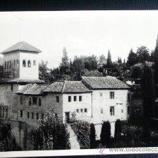 Fotografía antigua: 1952 - ALHAMBRA DE GRANADA. FOTOGRAFÍA ORIGINAL.. Lote 36490692