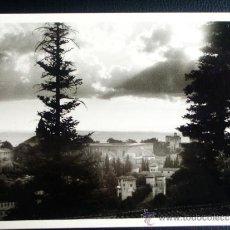 Fotografía antigua: 1952 - ALHAMBRA DE GRANADA. FOTOGRAFÍA ORIGINAL.. Lote 36490710