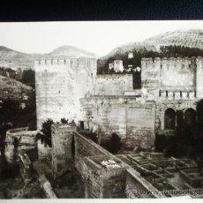 Fotografía antigua: 1952 - ALHAMBRA DE GRANADA. FOTOGRAFÍA ORIGINAL.. Lote 36490728