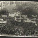 Fotografía antigua: FRANCO EN TARRAGONA - FOTO ORIGINAL VALLVE -24 OCT.1957 - MED.17X23 CM.-VER FOTOS ADIC.-(F-347). Lote 36617641