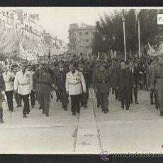 Fotografía antigua: FRANCO EN TARRAGONA - FOTO ORIGINAL VALLVE -24 OCT.1957 - MED.17X23 CM.-VER FOTOS ADIC.-(F-348). Lote 36617665