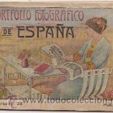 Fotografía antigua: PORTAFOLIO FOTOGRÁFICO DE ESPAÑA: HUESCA. Lote 37166203