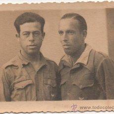 Fotografía antigua: ALCOY, 1939, FOTO DE MILITARES, APROX.8.5X6. Lote 37543051