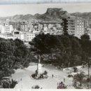 Fotografía antigua: SUPER GRAN FOTO, ELDA ALICANTE , GRANDE, PLAZA CASTELAR , 60 X 95 CMS. , ORIGINAL. Lote 37569206