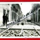 Fotografía antigua: FOTOGRAFIA, FOTO PUEBLO DE SILLA , VALENCIA , ADOQUINADO ,AÑOS 1930 , ORIGINAL, BB35. Lote 37571616