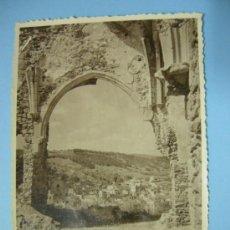 Fotografía antigua: FOTOGRAFIA ORIGINAL -TOSSA DE MAR VISTA DESDE LA MURALLA, AÑO 1925. Lote 37812733