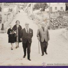 Fotografía antigua: FOTOGRAFIA - ++¿LA RECONOCE?++ - PASEANDO, PASEANDO... - SIN + DATOS - AÑO 1967. Lote 37837471
