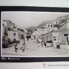 Fotografía antigua: 1957- LA RABITA - ALBUÑOL - GRANADA - ANDALUCIA - FOTOGRAFÍA ORIGINAL. Lote 37905764