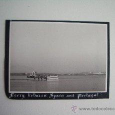 Fotografía antigua: 1957-PUNTA UMBRIA. HUELVA. FOTOGRAFÍA ORIGINAL. Lote 37916550