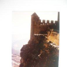 Fotografía antigua: 1957-CASTILLO DE OLVERA. CADIZ. FOTOGRAFÍA ORIGINAL. Lote 37916677