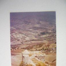 Fotografía antigua: 1957-CASTILLO DE OLVERA. CADIZ. FOTOGRAFÍA ORIGINAL. Lote 37916696