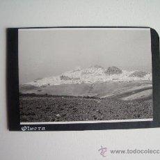Fotografía antigua: 1957-CASTILLO DE OLVERA. CADIZ. FOTOGRAFÍA ORIGINAL. Lote 37916738