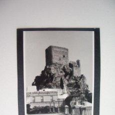 Fotografía antigua: 1957-CASTILLO DE OLVERA. CADIZ. FOTOGRAFÍA ORIGINAL. Lote 37916764
