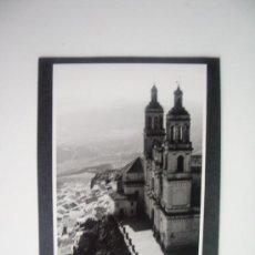 Fotografía antigua: 1957-CASTILLO DE OLVERA. CADIZ. FOTOGRAFÍA ORIGINAL. Lote 37916795