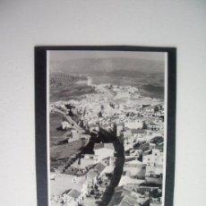 Fotografía antigua: 1957-OLVERA. CADIZ. FOTOGRAFÍA ORIGINAL. Lote 37916808