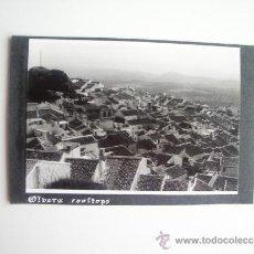 Fotografía antigua: 1957-OLVERA. CADIZ. FOTOGRAFÍA ORIGINAL. Lote 37916838
