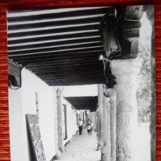 Fotografía antigua: 1984 - PLAZA MAYOR DE ALMAGRO. CIUDAD REAL. FOTOGRAFÍA ORIGINAL GRANDE. Lote 37968418