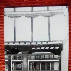 Fotografía antigua: 1984 - PLAZA MAYOR DE ALMAGRO. CIUDAD REAL. FOTOGRAFÍA ORIGINAL GRANDE. Lote 37968522